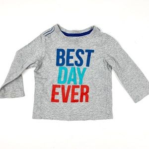 Long Sleeve T-Shirt by Crazy 8